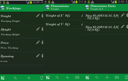 TrackIt Lite - Tracker