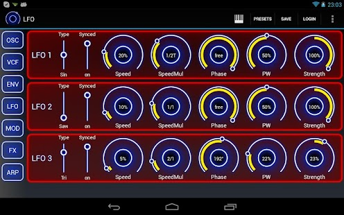 Heat Synthesizer Pro BETA - screenshot thumbnail