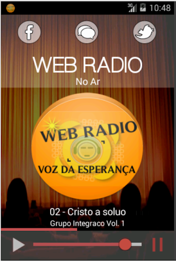 Web Radio Voz Da Esperança II