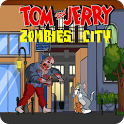 Tom and Jerry Zombies City icon