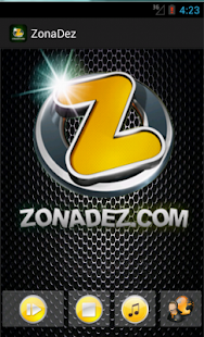 ZonaDez.com - screenshot thumbnail