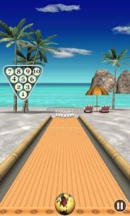 Bowling Paradise 3D- screenshot thumbnail