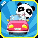 팬더 카트라이더-유아교육BabyBus icon