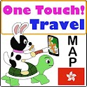 OneTouch HongKong Travel Map L icon