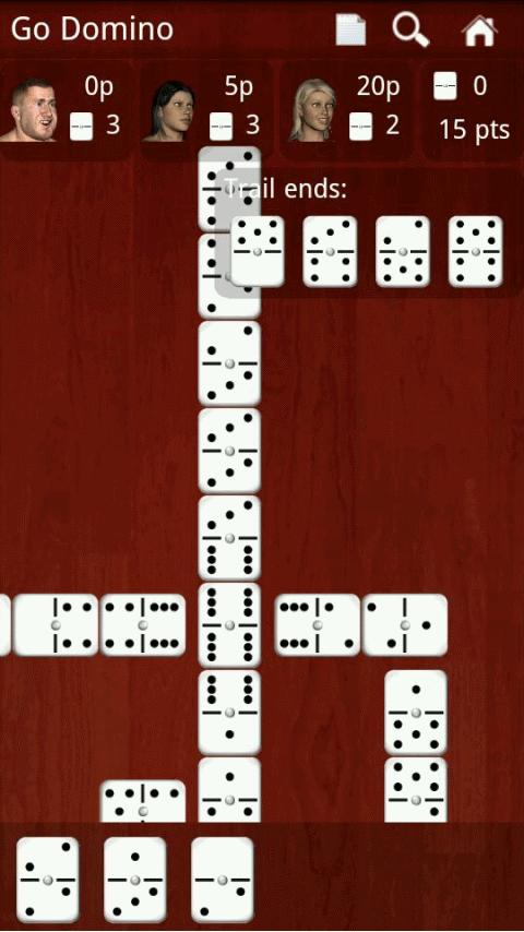 Go Domino - screenshot