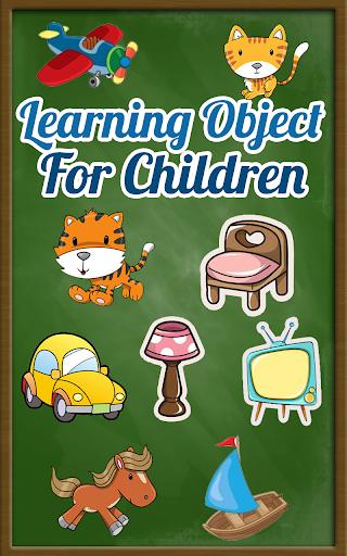 Learning Object For Children