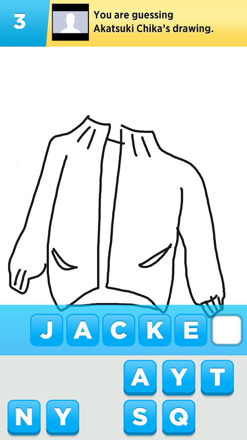 Draw Something - screenshot