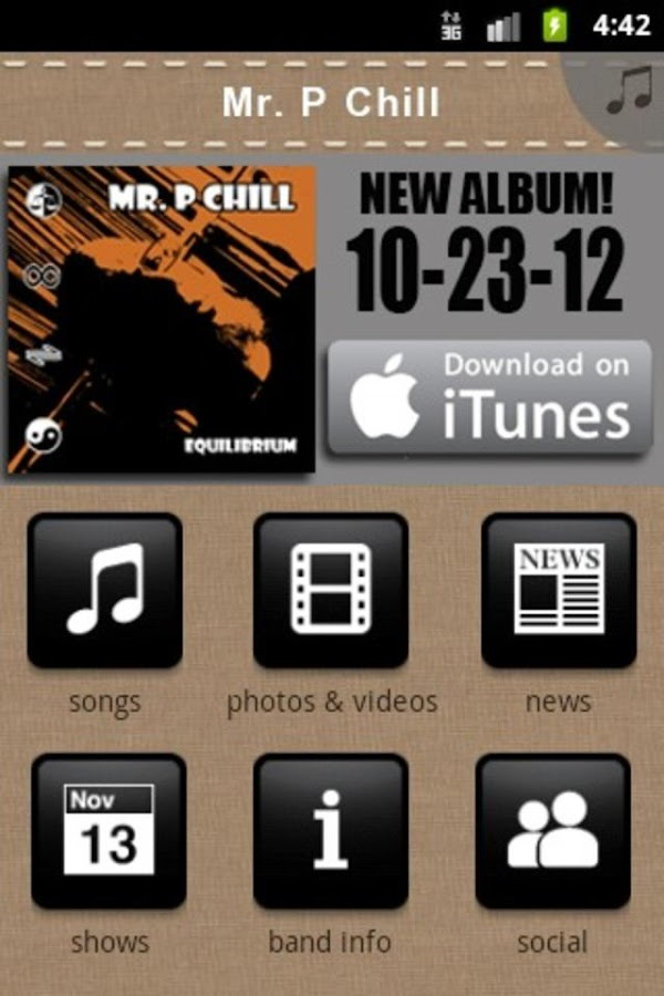 Mr. P Chill - screenshot