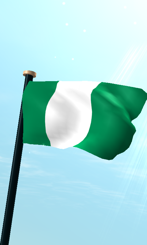 Nigeria flag 3d free wallpaper android apps on google play for 3d wallpaper for home in nigeria