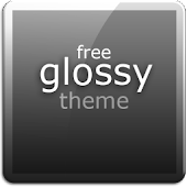 Glossy HD FREE Theme Go locker