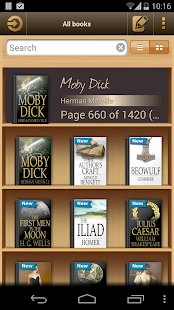 Ebook Reader - screenshot thumbnail