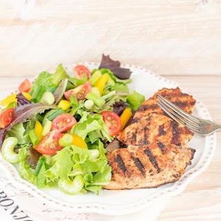 Cajun Salmon Salad.