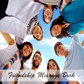 Friendship Message Book