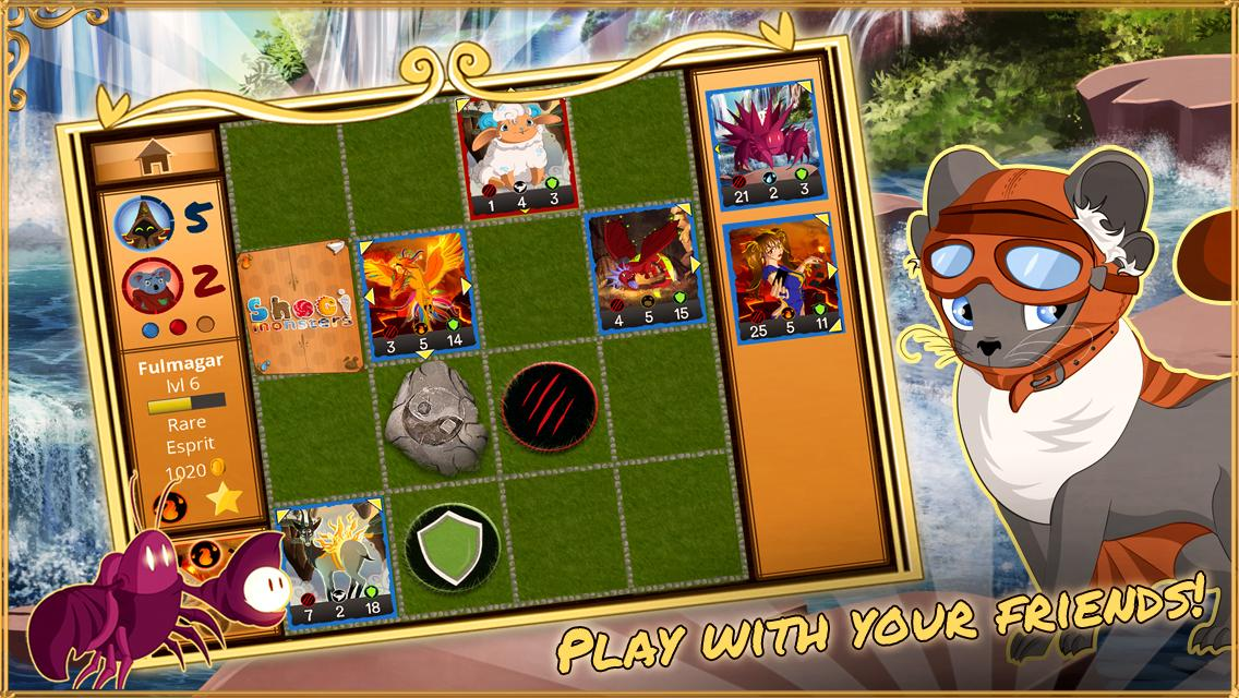 Monster Cards: Shogimon - screenshot