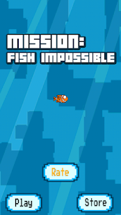 Mission: Fish Impossible