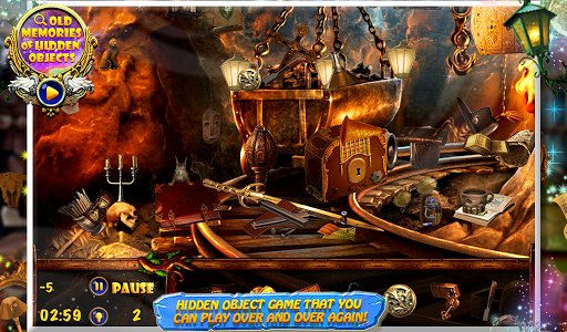 Old Memories Of Hidden Objects v3.0.0