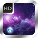 Magic Galaxy Lockscreen Free icon