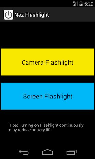 Nez Flashlight - 電筒