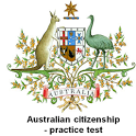 Citizenship Test - Australian icon