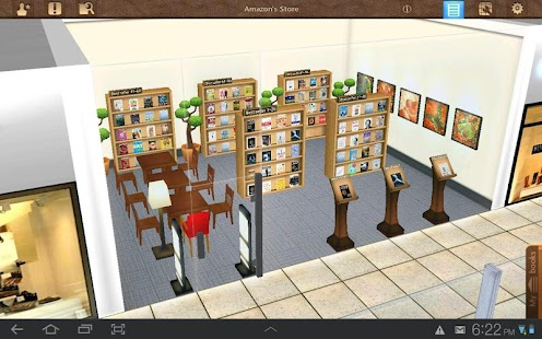 BookAnd - 3D Book Community - screenshot thumbnail