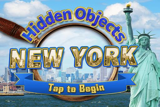 Hidden Objects - New York City