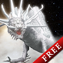 Sky & White Dragon Free icon