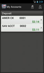 American Trust Freedom Banking - screenshot thumbnail