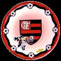 Clock Flamengo JMC logo