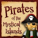 Pirates of the Mystical Island logo