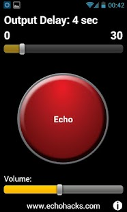 EchoHacks® Speech Trainer- screenshot thumbnail