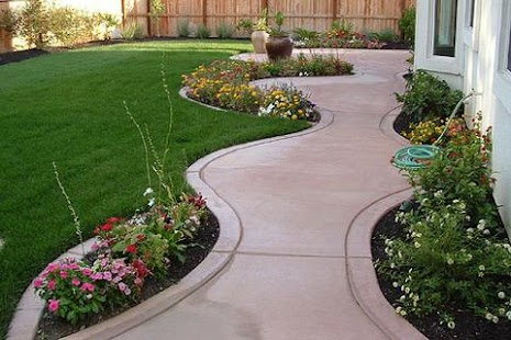 landscaping design ideas screenshot thumbnail - Landscape Design Ideas Pictures