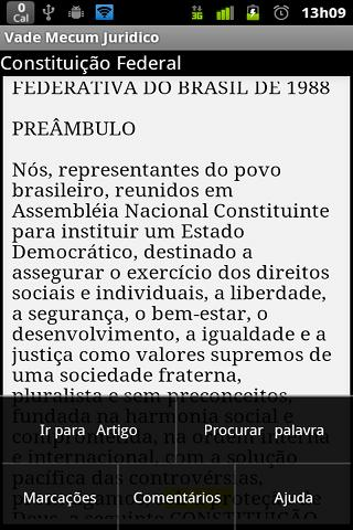 Vade Mecum Juridico- screenshot