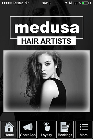 Medusa Hair Artists