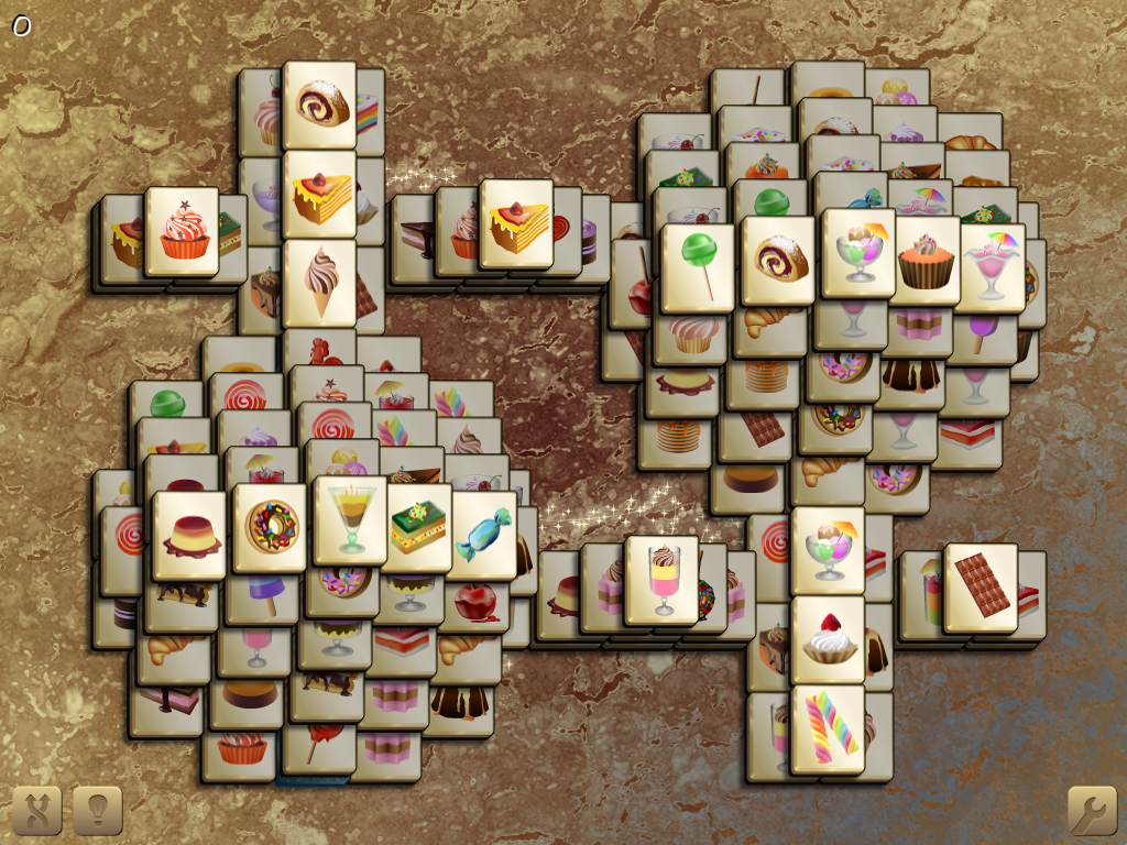 Mahjong Skies: Easter Party - screenshot