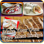 Make Your Own Gyro Meat Recipe