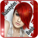 Hair Styles Book icon