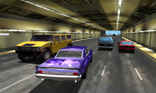 Traffic Racing Revolution 4x4