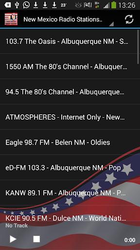 New Mexico Radio Stations USA
