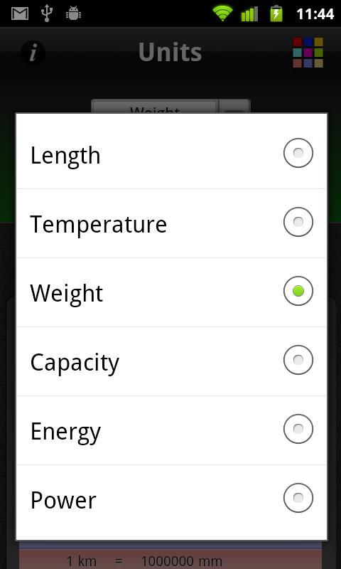 Units Free- screenshot