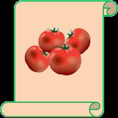 myGuru Vegetables (Hindi)