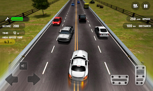 Race the Traffic- screenshot thumbnail