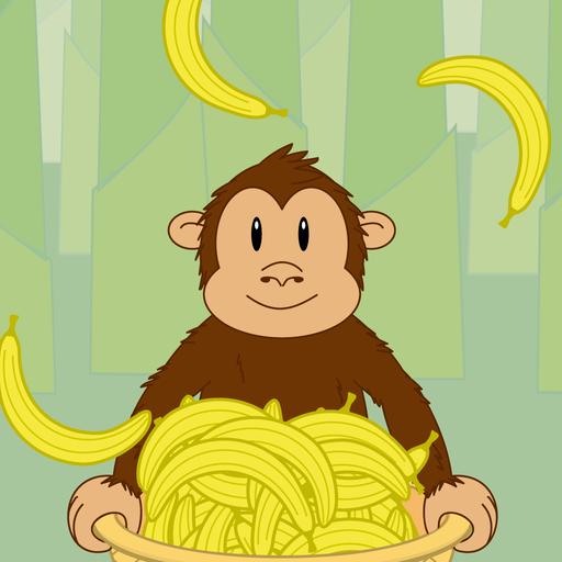 Going Bananas Free Game LOGO-APP點子