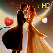 Valentine day HD Livewallpaper
