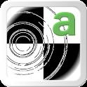 Camera 4 Line Art a logo