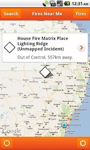 Fires Near Me NSW - screenshot thumbnail