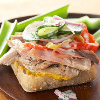 Crockpot Cuban Pork Sandwiches