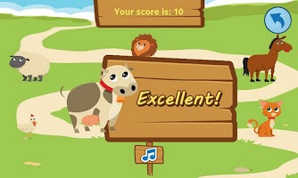 Screenshot of Cow Moos!