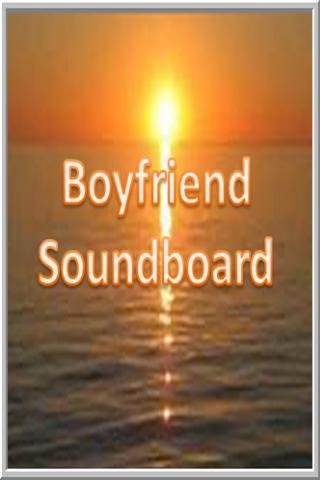 Virtual Boyfriend
