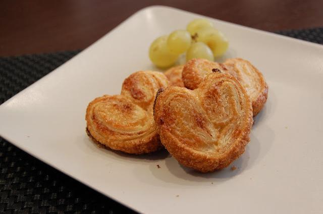 Palmerita Pastries Recipe