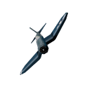 Pacific Navy Fighter Unlocked icon